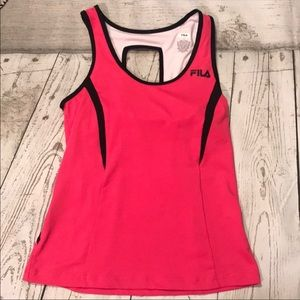 Fila workout tank